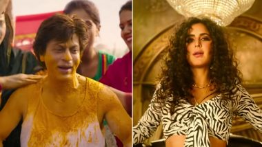 Zero Song Husn Parcham Teaser: Katrina Kaif's Hot Avatar in this Dance Number is Fascinating! (Watch Video)