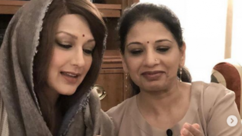 Sonali Bendre Thanks Elder Sister Rupa Tai In This Heartfelt Post For Standing By Her Side!