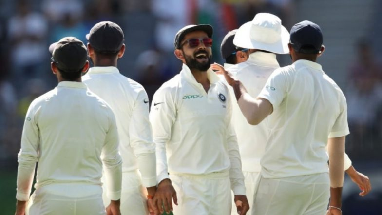 Live Cricket Streaming of India vs Australia 2018-19 Series on SonyLIV: Check Live Cricket Score, Watch Free Telecast of IND vs AUS 4th Test, Match Day 5 on TV & Online