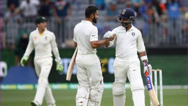 AUS 132/4 in 48 Overs | STUMPS | India vs Australia 2018 2nd Test Day 3 Highlights: Hosts Lead by 175 Runs