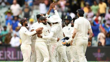 India Registers 6th Test Win on Australian Soil, Beat Hosts by 31 Runs in the Series Opener