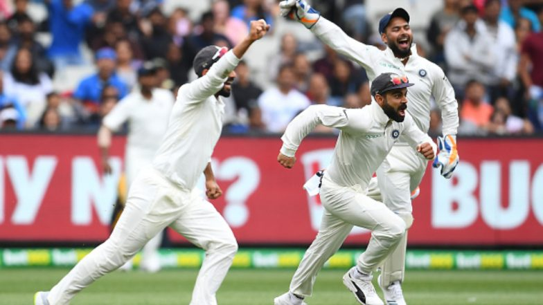 Virat Kohli-led Team India Wins Boxing Day Test by 137 Runs, Take Unassailable 2-1 Lead in the Series