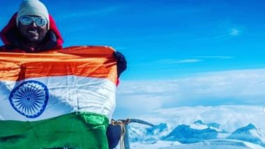Colonel Ranveer Singh Jamwal, First Army Man to Attempt Seven Summits Is Set to Climb Mt Vinson in Antarctica