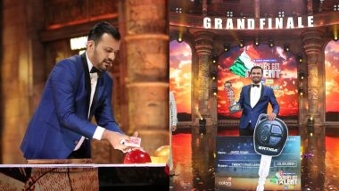 India's Got Talent 8 Winner: Magician Javed Khan Takes Home the Trophy and Rs 25 Lakh - View Pics