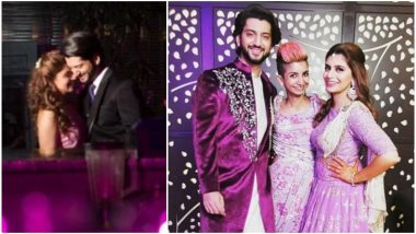 Kunal Jaisingh – Bharati Kumar Sangeet: Ishqbaaaz Actor's Romantic Proposal for the Bride-to-Be Is Something You Can't Miss! - Watch Videos