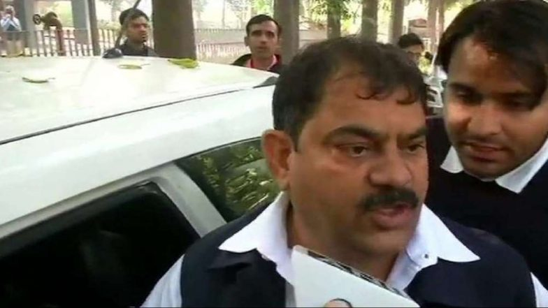ED Raids Congress leader Jagdish Sharma's Home, Detains Him For Questioning