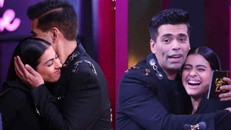 Koffee with Karan 6: Karan Johar Apologises to Kajol for Writing the Hateful Chapter about Her in His Book