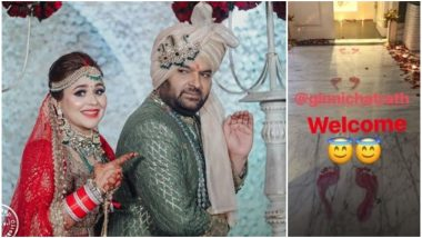 Kapil Sharma – Ginni Chatrath Wedding: Bharti Singh Shares Another Unseen Picture From a Ceremony and You Can't Miss It