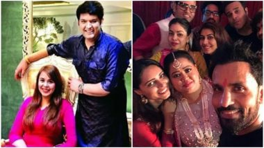 Here's a Glimpse of Kapil Sharma and Ginni Chatrath's Sangeet and Jaggo Ceremony Pictures From Amritsar