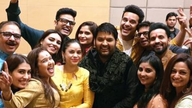 Kapil Sharma-Ginni Chatrath Wedding: Here Are Pictures From The 'Mata Ki Chowki' of The Couple's Wedding!