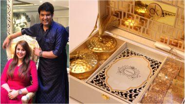 Kapil Sharma-Ginni Chatrath's Wedding: The Pair's Wedding Card Spells 'Royal' And 'Grand'!