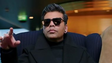 Karan Johar Lists Down the A-Z of Fashion and It's Going to Surprise the Hell Outta You! - Watch Video