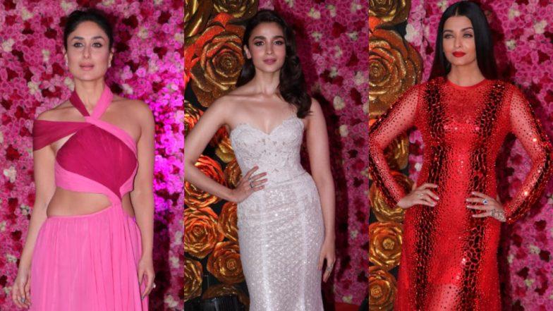 Lux Golden Rose Awards 2018 Full Winners List: Aishwarya Rai, Alia Bhatt, Kareena Kapoor Take Home Trophies