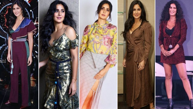 Katrina's Style File For Zero Promotions Was Neither Stylish Nor Desirable, Unlike Her Character 'Babita' From the Movie - View Pics