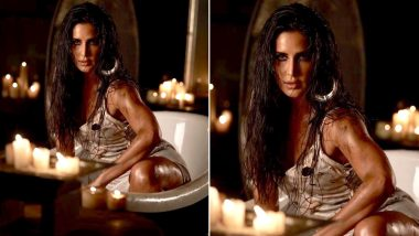 Shah Rukh Khan Explains What Husn Parcham Means With This Smouldering Hot Pic of Katrina Kaif in a Bathtub from the Song