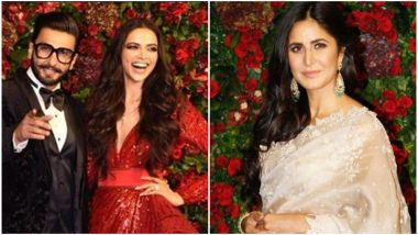 Katrina Kaif Reveals Why She Attended Ranveer Singh and Deepika Padukone's Wedding Reception
