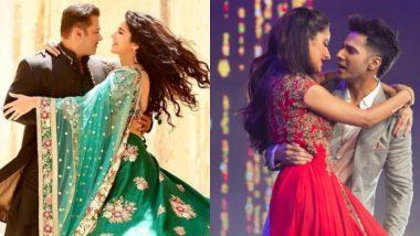 Katrina Kaif Walks Out of Dance Film with Varun Dhawan; Cites Salman Khan's Bharat as the Reason