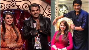 Kapil Sharma and Ginni Chatrath's 5 Adorable Pictures Will Melt Your Heart