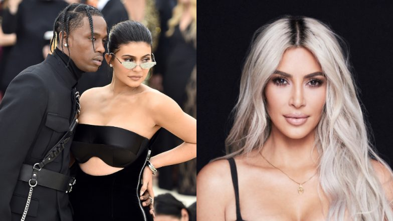 Travis Scott Did NOT Cheat on Kylie Jenner! Kim Kardashian Slams Prankster Who Faked the Controversial Pic