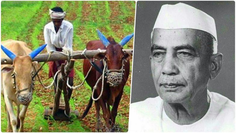 Kisan Diwas 2018: Twitterati Honours Farmers' Contributions on Chaudhary Charan Singh 116th Birth Anniversary