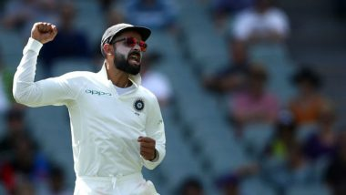 Virat Kohli's Pumped Up Celebration After India Won the First Test Against Australia, Watch Video