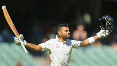 IND vs AUS Test Series 2018: Virat Kohli Becomes Second Fastest to 25th Test Ton, Is Now the First Test Centurion in New Perth Ground