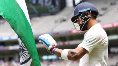 'Jai Hind', Says Virat Kohli After 137-Run Win Over Australia in Third Test at Melbourne