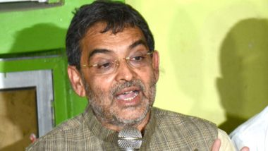 'BJP Onstage Sita, Backstage Smoker': Upendra Kushwaha's Cryptic Analogy to Target Old Ally