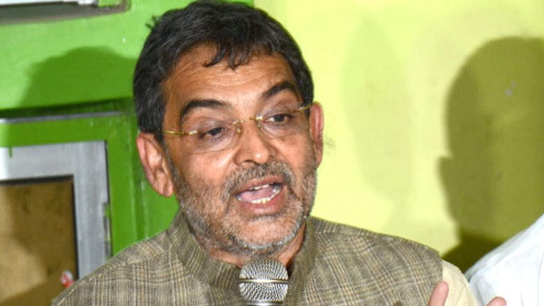 Upendra Kushwaha Quits PM Narendra Modi's Cabinet, Says BJP Tried to Destroy RLSP