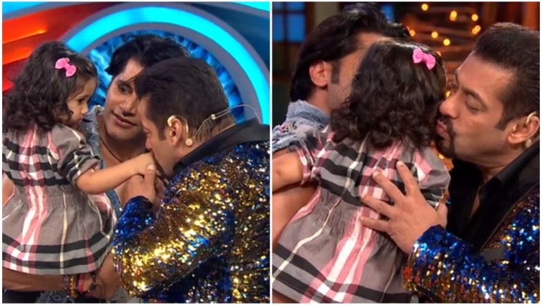 Bigg Boss 12: Karanvir Bohra's Daughter Heads To Host Salman Khan's House - Find Out Why
