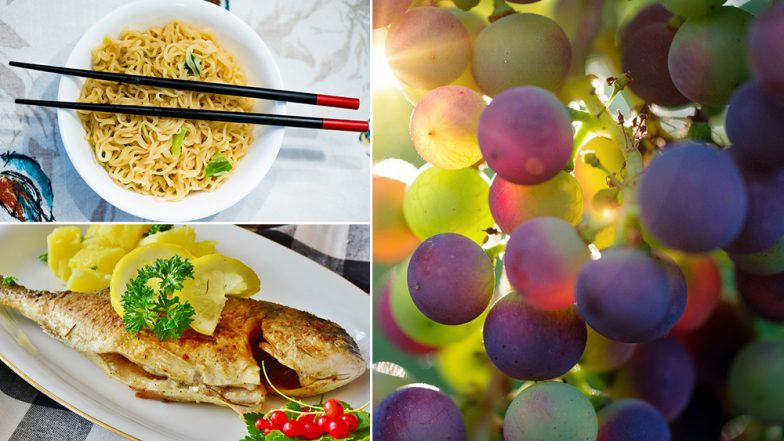 Lucky Foods For 2019: Eat These Food Items For Good Luck and Prosperity in The Oncoming Year