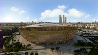 2022 FIFA World Cup Qatar: Lusail Stadium's Design Revealed, Watch Video