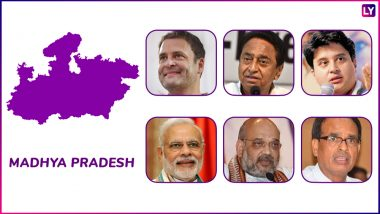 Dharampuri, Dhar, Badnawar, Depalpur, Dr Ambedkar Nagar Mhow, Rau Elections Results Live News Updates: Who Won These MLA Seats in MP Assembly Polls 2018?