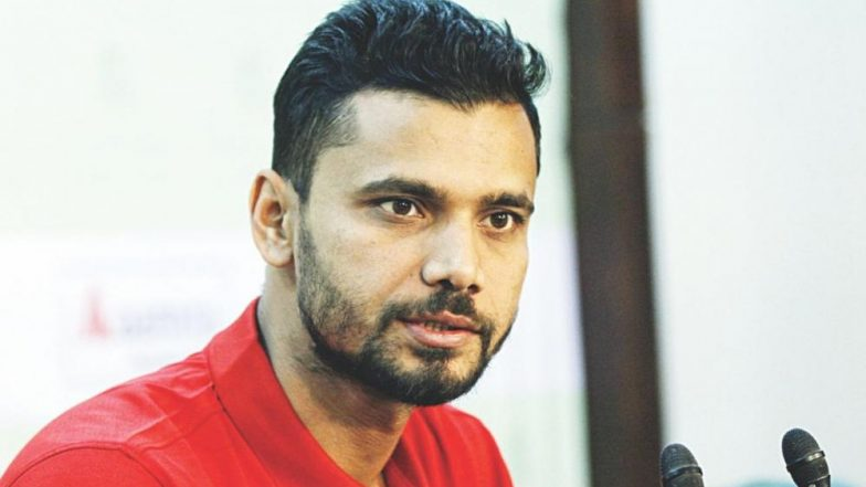 Mashrafe Mortaza Says 'All of a Sudden There Was This Rush to Push Me Out'