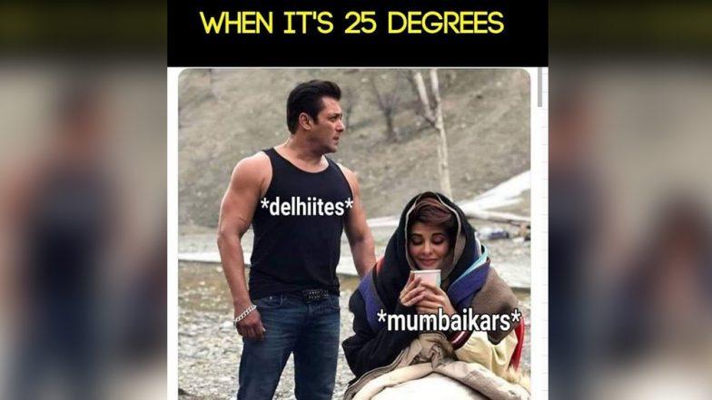 Delhi vs Mumbai Winter 2018–19: Delhi Laughs at Mumbai's 'Not-So-Cold' Weather but Mumbaikars Do Not Agree