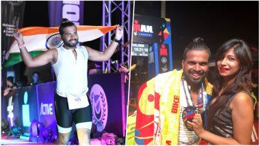Punjab's Ironman Proposes to Fiancée at Finish Line! Mukul Nagpaul Tells Us His Inspirational Story