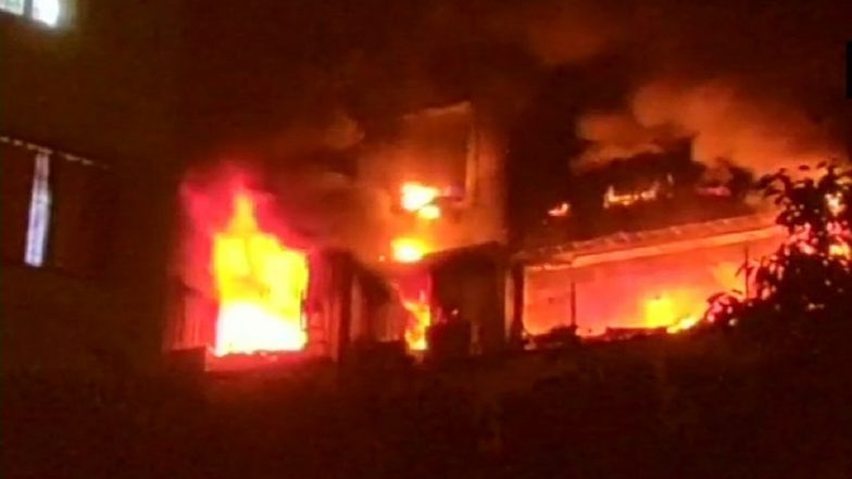Indonesia Matchstick Factory Fire: Children Among 30 Killed in Jakarta
