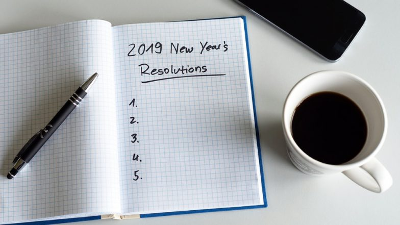 New Year Resolutions And The Art of Keeping Them Alive: Tips to Stick to These Most Commonly Made And Broken Promises In 2019