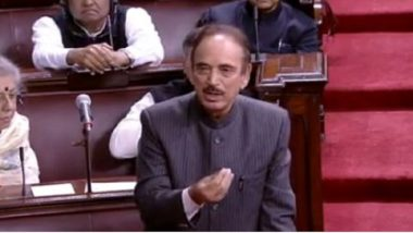 Ghulam Nabi Azad Says Petition in Supreme Court Challenging Lockdown Post Scrapping of Article 370 in 'Personal' Capacity and as Resident of Jammu & Kashmir