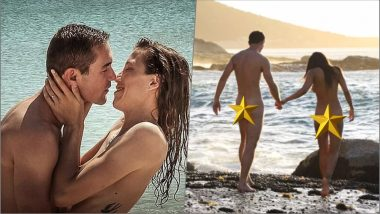Nudist Couple Posts Racy Naked but Not XXX Photos to Promote Naturism! See Photos That Explain More About the Unique Lifestyle
