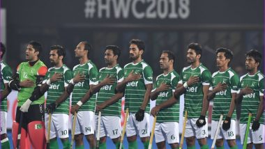 FIH Throws Pakistan out of Pro League Hockey