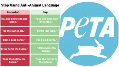 PETA Says Stop Speciesism By Avoiding Certain Phrases; Can Language Affect Prejudice?