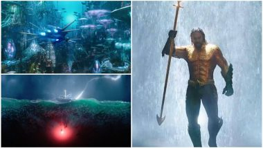 Aquaman: 7 Extraordinary Scenes To Watch Out For In Jason Momoa and Amber Heard's DC Superhero Flick (SPOILER ALERT)