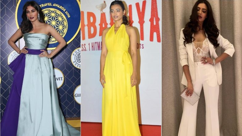 Radhika Apte, Taapsee Pannu, Esha Gupta's Drab Appearances This Week Made Us Cringe - View All Pics