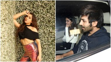 Hey Sara Ali Khan, Don't Worry, Kartik Aaryan Clarifies That Nothing Is Cooking Between Him and Ananya Panday