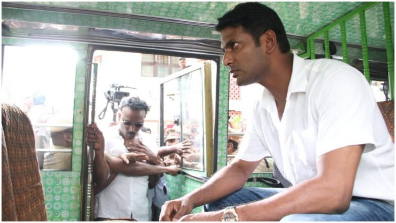 Tamil Star Vishal Arrested by Chennai Police For Causing Commotion Outside Tamil Film Producers Council Office - Read Deets