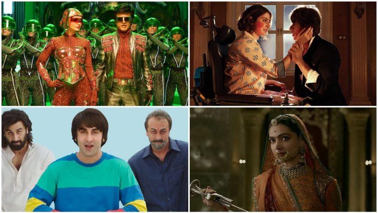 Shah Rukh Khan's Zero, Ranbir Kapoor's Sanju, Rajinikanth's 2.0 - 13 Most Divisive Films to Come Out in 2018