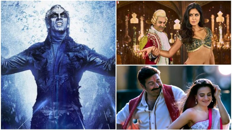 Aamir Khan's Thugs of Hindostan, Rajinikanth and Akshay Kumar's 2.0 - Ranking All November 2018 Releases From Worst To The Best