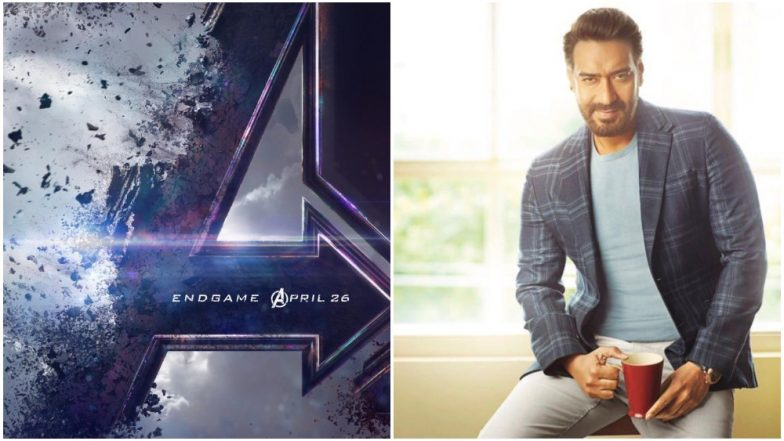 Avengers 4 EndGame's Release Date in India REVEALED; To Clash With This Ajay Devgn Film!