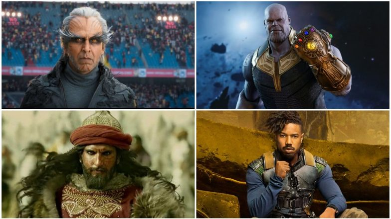 Thanos in Avengers Infinity War, Akshay Kumar in 2.0 - 11 Villains Who Stole The Show From The Heroes in 2018
